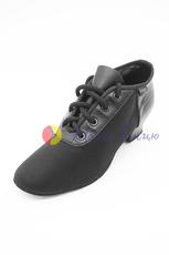Туфлі тренувальні Levant шкіра з неопреном, Розмір взуття: р. 38