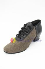 Туфлі тренувальні Levant шкіра і тканина, Розмір взуття: р. 38