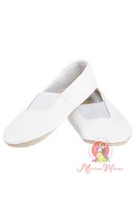 """Чешки кожаные белые """"Влад"""", Розмір взуття: р. 14 (22,5)"""