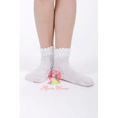 Шкарпетки білі дитячі (Польща), фото 1