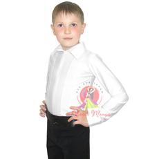Рубашка для танцев мужская со змейкой