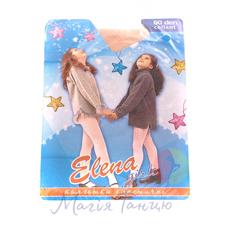 """Колготи для танців """"ELENA"""" тілесні, фото 1"""