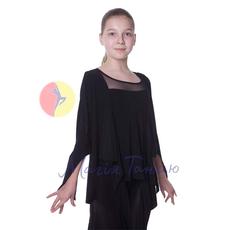 Платье с сеткой на груди, фото 1