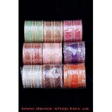 Индийские браслеты красные (разные), фото 1