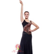 Блуза для латиноамериканских танцев фото 1