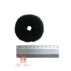 Мочалка (накладка) в волосся (діаметр 6 см), фото 1