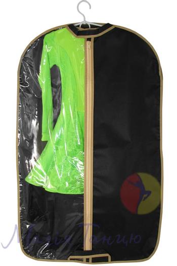 Чехол для одежды с 3угольным расширением 60*100 см, фото 7