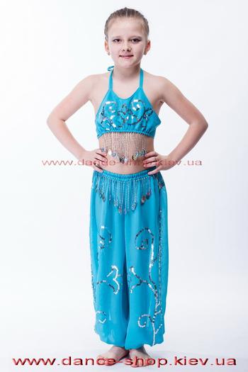 Дитячий танцювальний костюм