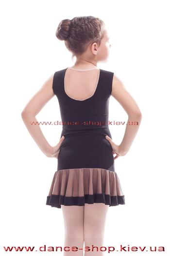 Платье детское для латины