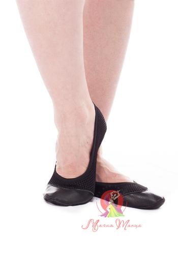 Черные чешки для танцев фото