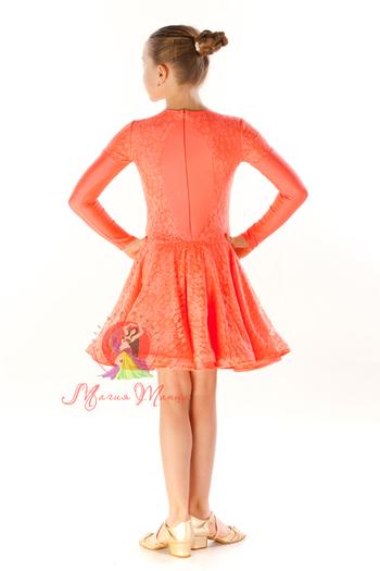 Рейтинговое платье с гипюром фото 2