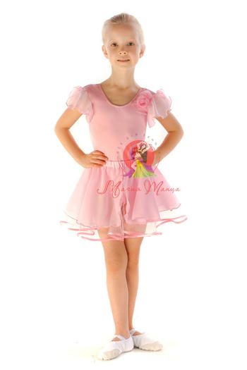 Купальник с юбкой для балета фото 1