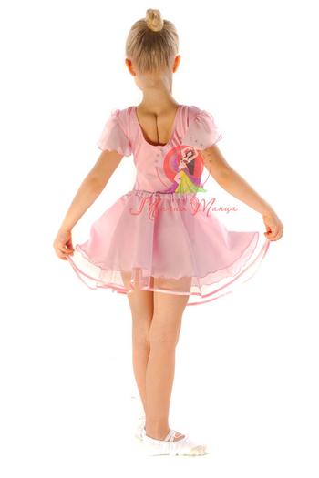 Купальник с юбкой для балета фото 2