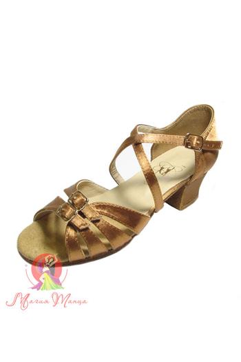 Туфли детские для бальных танцев фото