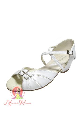 Туфлі для бальних танців дитячі фото
