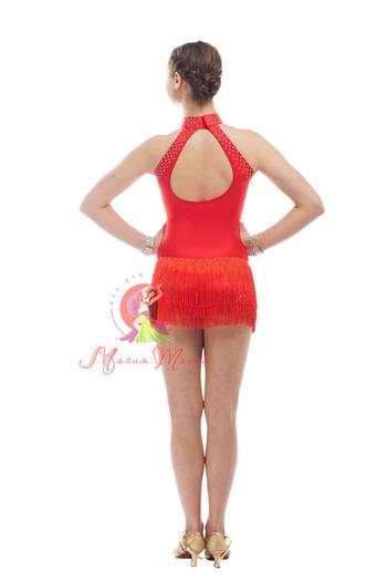 Сукня для латини фото 2
