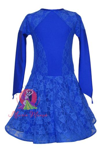 Бейсик (рейтинговое платье) для танцев