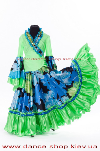 Цыганский костюм детский