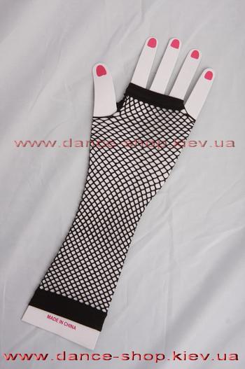 Рукавички сітка довгі, фото 1