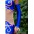 Рукава из бифлекса синие