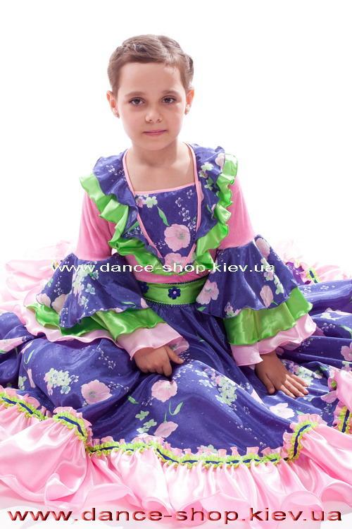 Дитячий циганський костюм