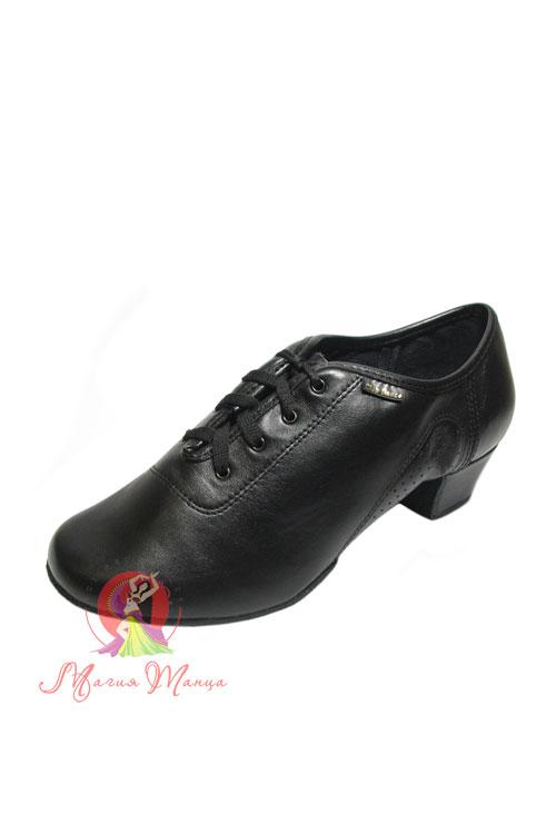 Туфли мужская латина Clubdancе МЛ-14, Розмір взуття: р. 21 (33)