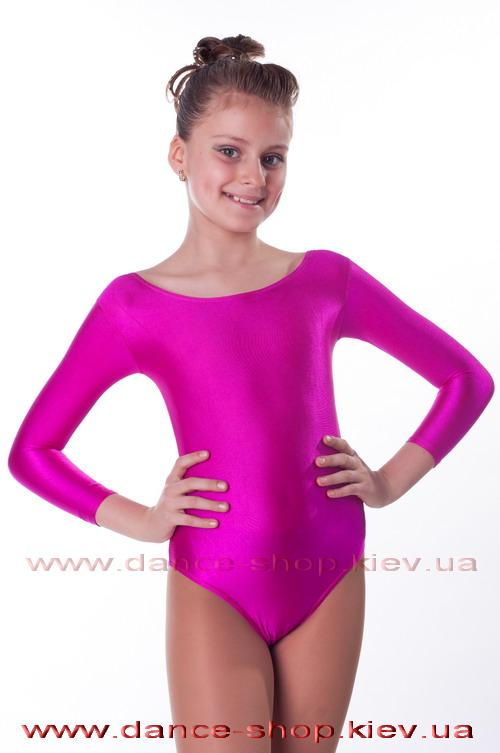 Купальник гимнастический фото 3